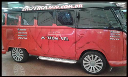 Kombi customizada - R$ 50 mil negociaveis