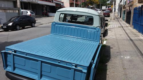 kOMBI CABINE DUPLA (mexicana) - R$ 39.000,00