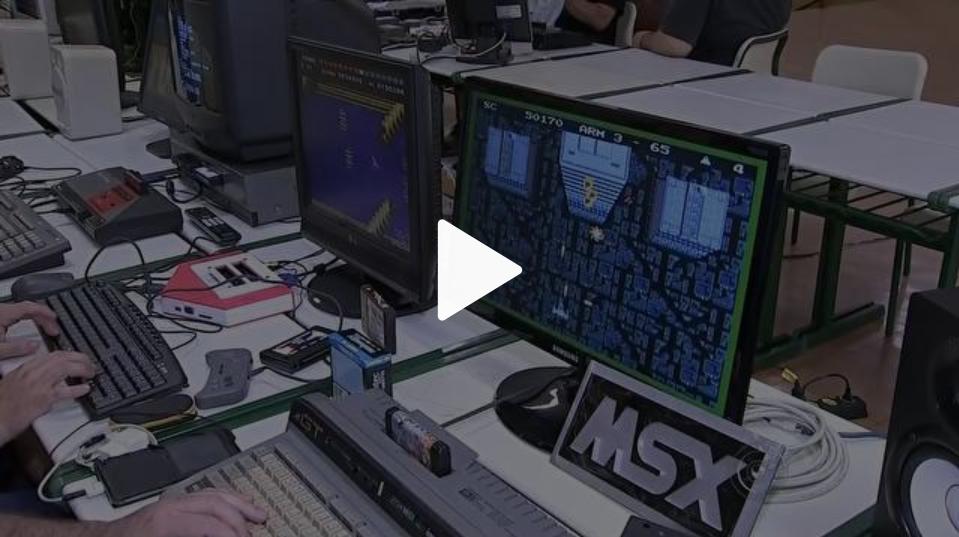Reportagem do encontro de usuários em MSX Jaú 2015