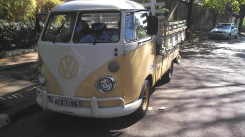 Kombi pick-up 1974 - R$ 12 mil